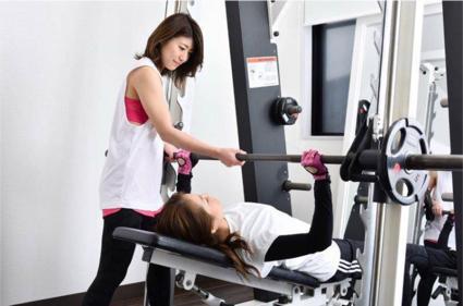 胸の筋肉を鍛えるトレーニング